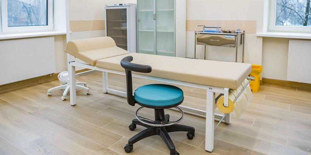 Проект строительства трех корпусов больницы на Волоколамке одобрен