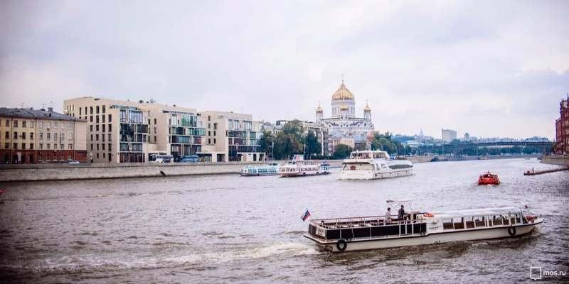 Собянин обсудил перспективы водного транспорта с жителями трех районов