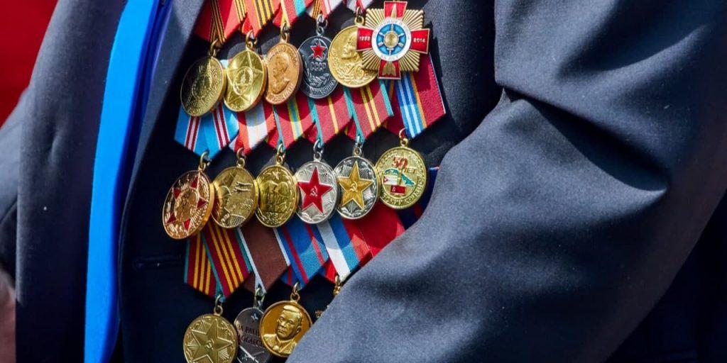 Собянин: Матпомощь к годовщине Битвы под Москвой получат 4 тыс ветеранов